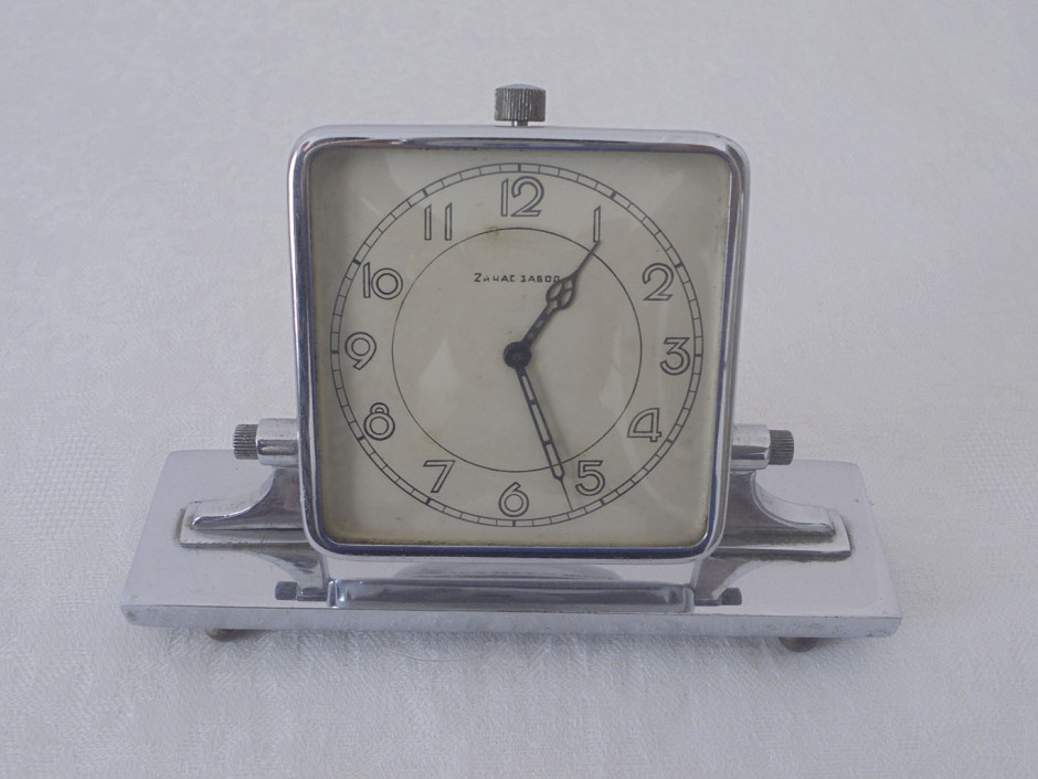 Часы Мусы Джалиля