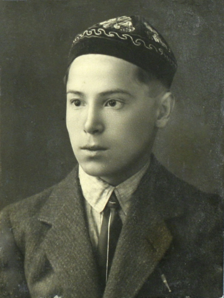 М. Джалиль, выпускник Татрабфака. 1925