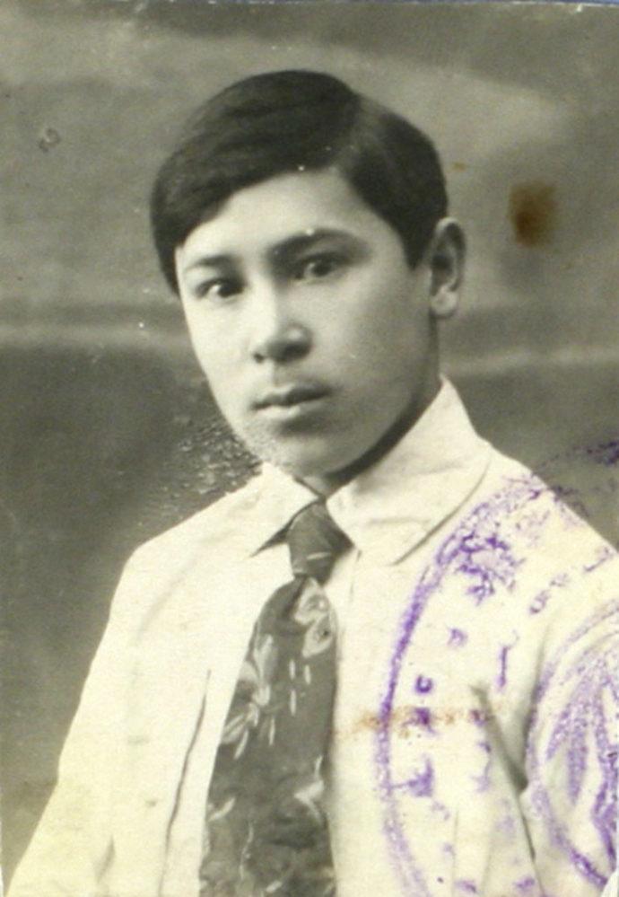 М. Джалиль. 1925