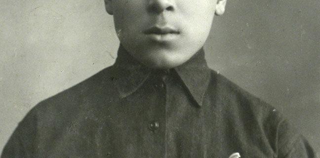 М. Джалиль.1919