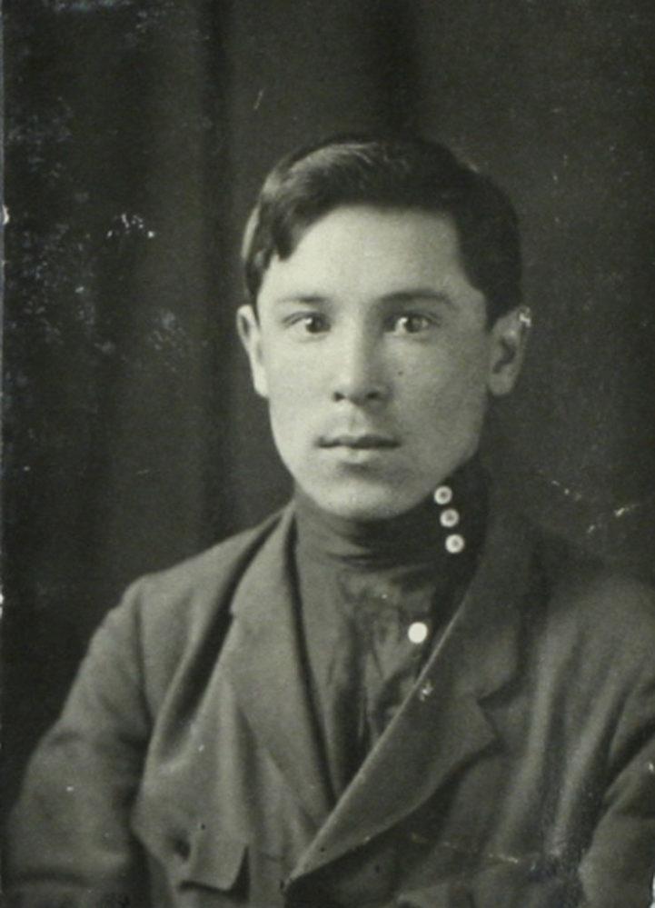 М.Джалиль.1928