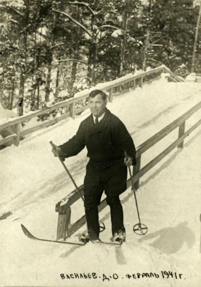 Муса Джалиль. Дом отдыха «Васильево». 1941
