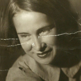 Марьям Рахманкулова. 1938