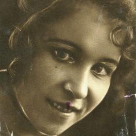 Гульчахра Байкина, драматическая актриса