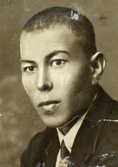 Х.Максуд, брат писателя Махмуда Максуда